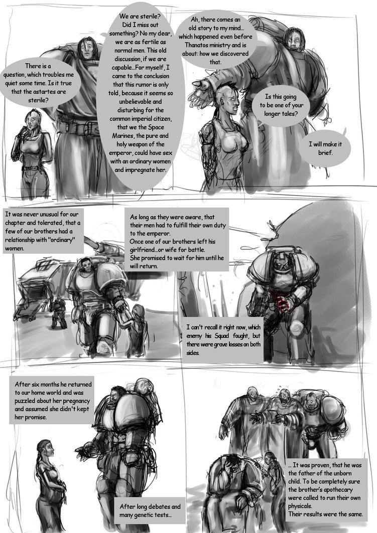 Space Marines and Sisters of Battle - Page 2 - Wargaming ...