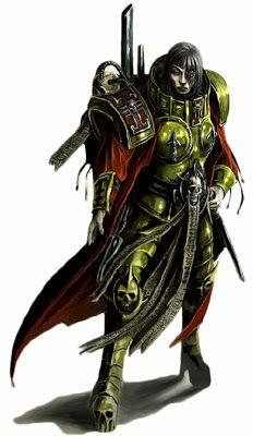Warhammer 40.000isation Inquisitor
