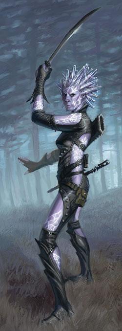 Swordmage - 1d4chan