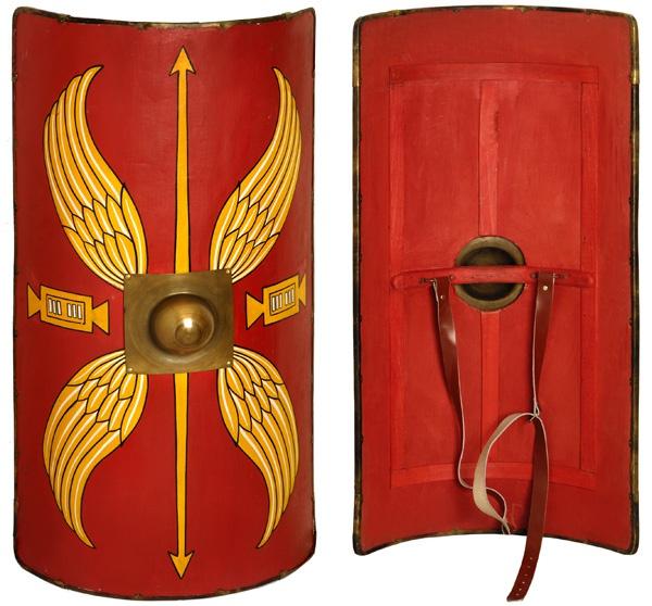 Римский щит скутум