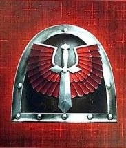 Image result for dark angels chapter badge heresy