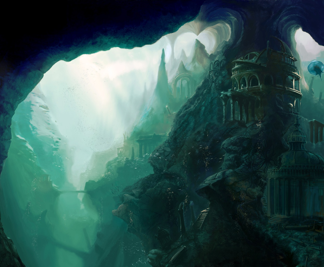 atlantis the lost civilization What if mankind, in this very moment of history, is not at the peak of its evolution, but instead weakened by a loss of knowledge about itself.