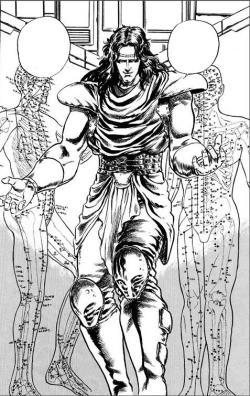 fist of the north star juza vs raoh