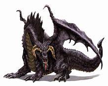 Chromatic Dragon - 1d4chan