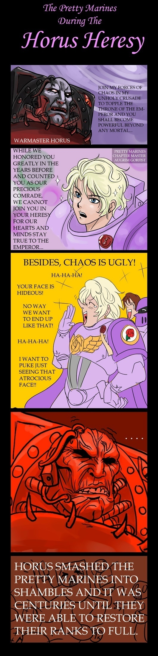 [Humour 40K] Collection d'images humoristiques - Page 13 Pretty_Heresy