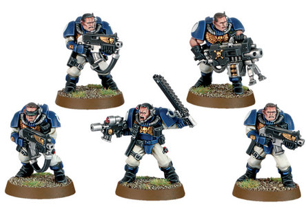 Image result for space marine scouts