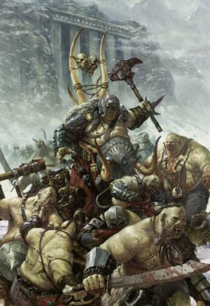 Ogre Kingdoms - 1d4chan