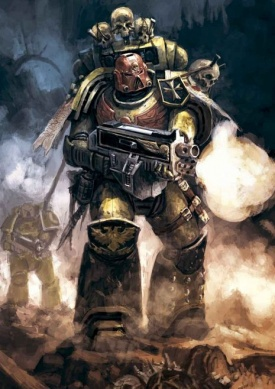 Imperial fists 1d4chan - Imperial fists 40k ...