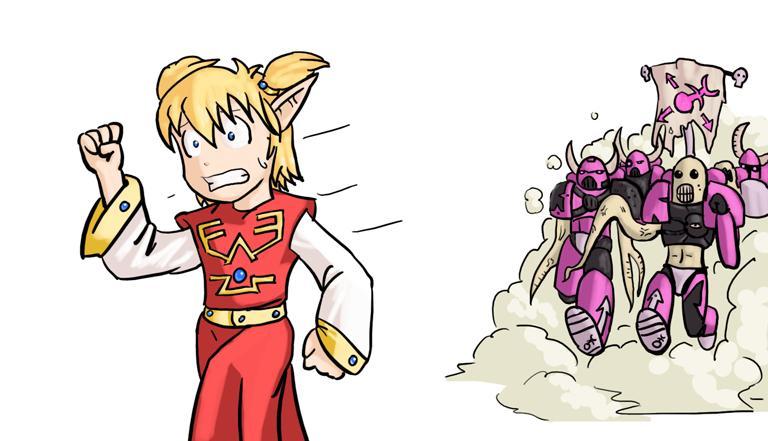 [Humour 40K] Collection d'images humoristiques - Page 13 1271835294177