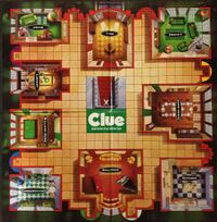 photo regarding Printable Clue Board Game Cards called Clue - 1d4chan