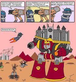 BattleTech - 1d4chan