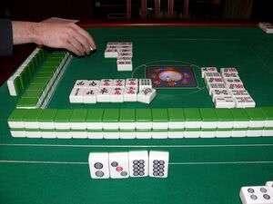 Mahjong - 1d4chan