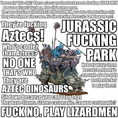 Lizardmen - 1d4chan