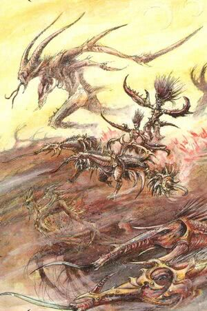 Hellflayer Chariots Of Slaanesh 1d4chan