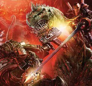 Warhammer 40,000 - 1d4chan