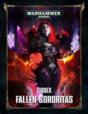 Codex - Fallen Sororitas - 1d4chan
