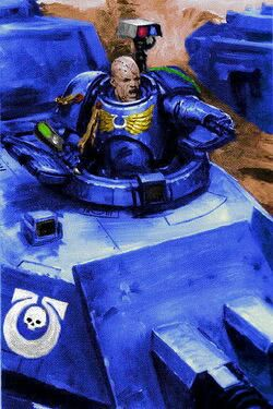 Ultramarines Army Antaro Chronus - 1d4ch...