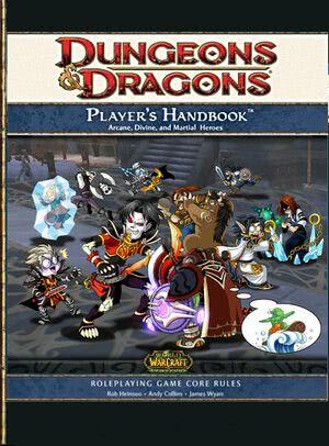 World of Warcraft - 1d4chan