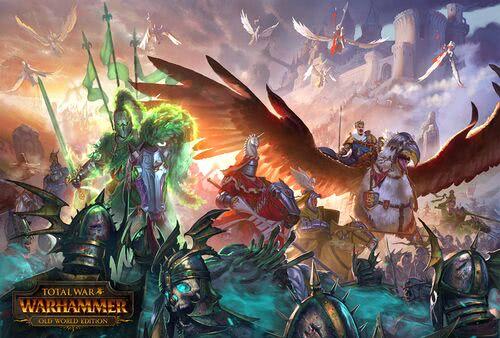 Total War: WARHAMMER - 1d4chan
