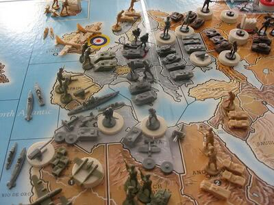 axis and allies anniversary strategy guide