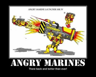 Codex - Angry Marines 8th Edition - 1d4chan