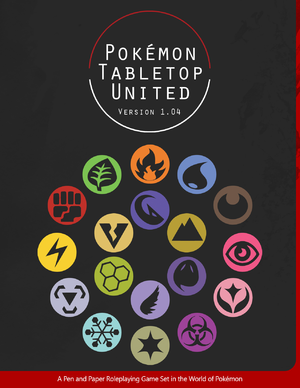 Pokémon Tabletop United - 1d4chan