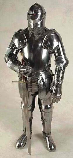 Plate armor - 1d4chan