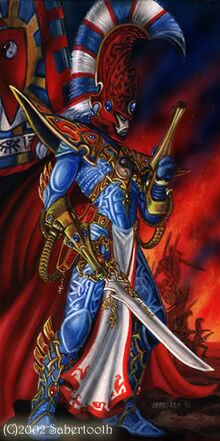 Phoenix Lord - 1d4chan