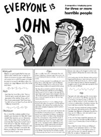 Everyone Is John - 1d4chan