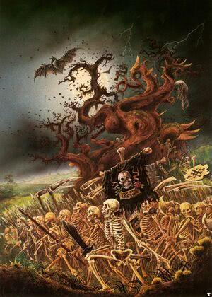 Warhammer/Tactics/8th Edition/Vampire Counts - 1d4chan