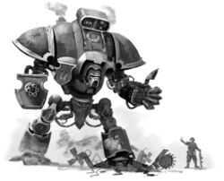 Warhammer 40,000/Tactics/Imperial Knights(8E) - 1d4chan