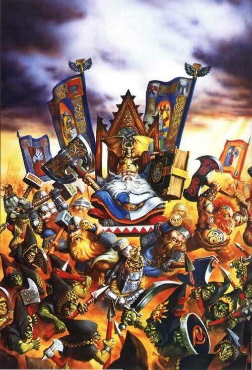 Dwarfs Warhammer Fantasy 1d4chan