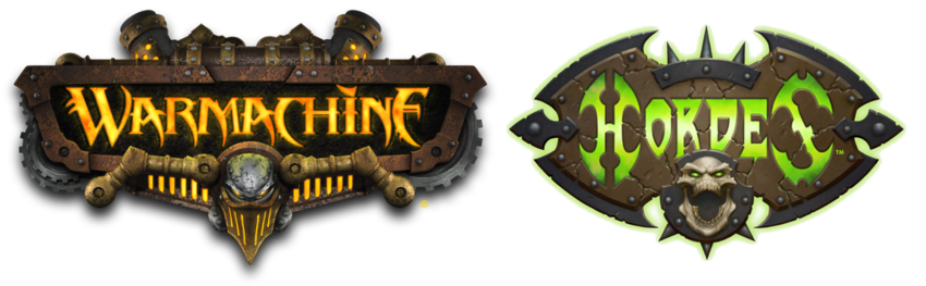Warmachine Hordes Logos.png