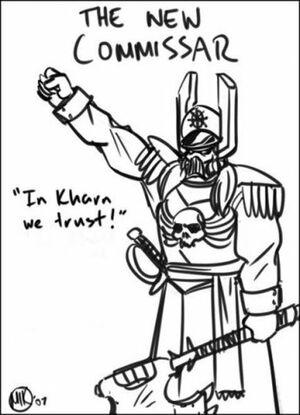 Anecdotes About Khârn[edit]