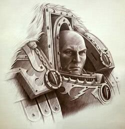 Portrait.Warmaster Horus Remembrancer Sketch.jpg
