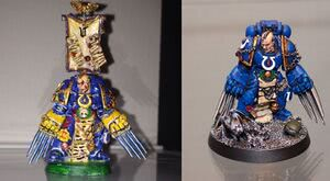 One of these is made by a 'eavy metal painter, other isn't. Guess which one!