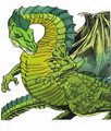 Green dragon MM 2e.png