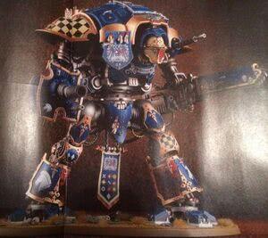 Titan (Warhammer 40,000) - 1d4chan