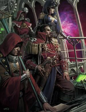 Rogue Traders | Warhammer 40k Wiki | Fandom