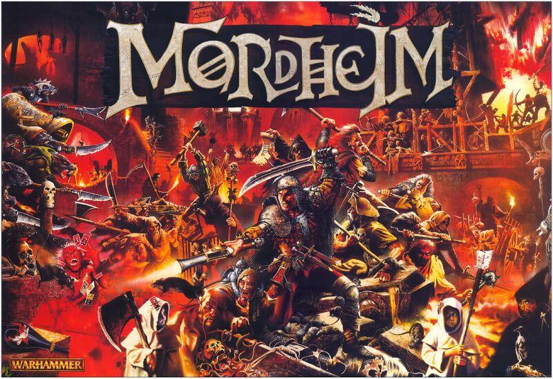 Mordheim - 1d4chan