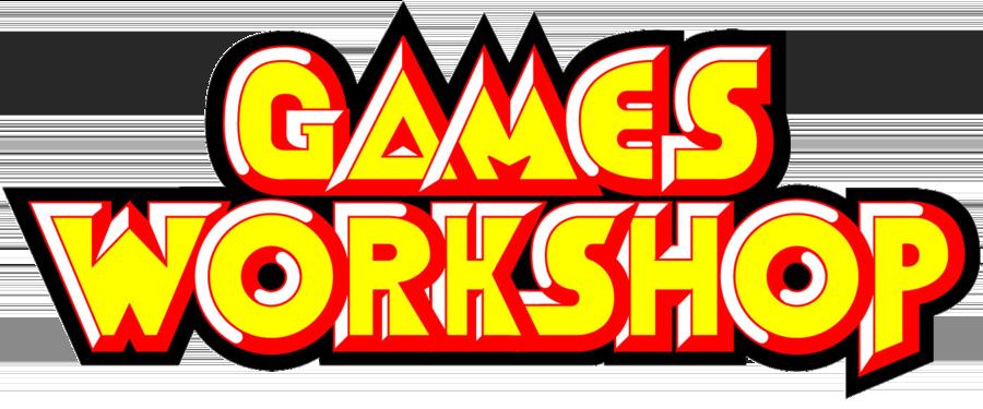 Resultado de imagen de games workshop logo png