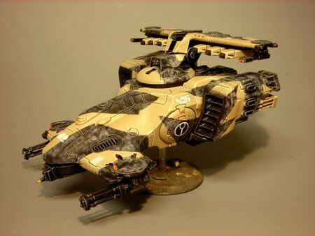 Skyray Missile Gunship - 1d4chan