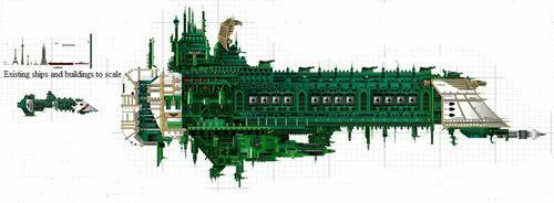 Battlefleet Gothic - 1d4chan