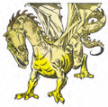 Yellow dragon MM 2e.png