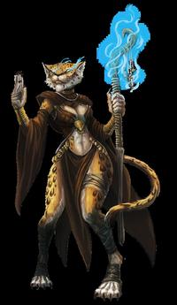 Catfolk - 1d4chan