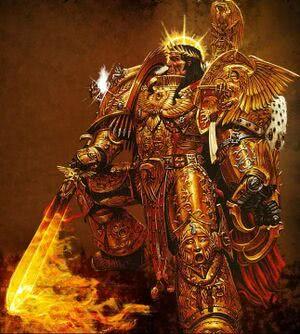 God-Emperor of Mankind - 1d4chan