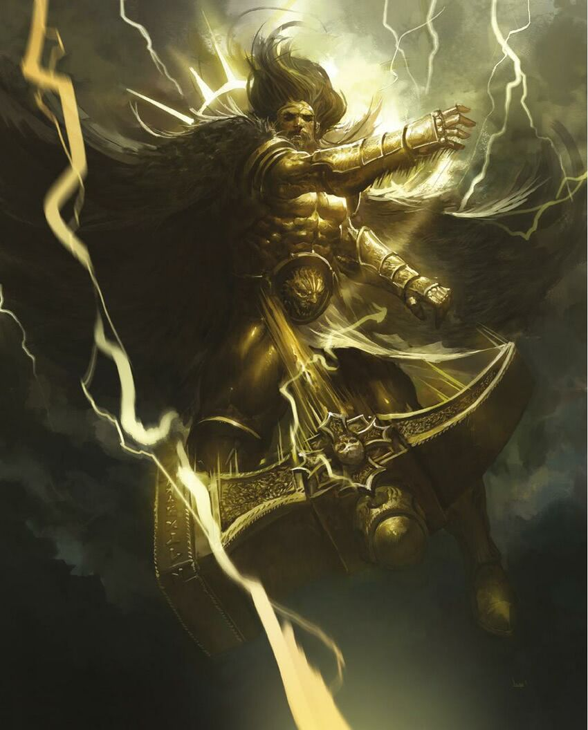 Warhammer Age Of Sigmar 1d4chan